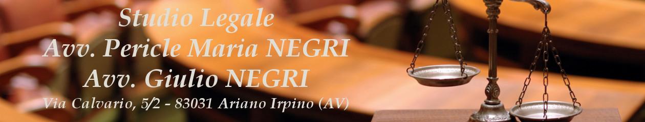 Studio Legale NEGRI – Ariano Irpino – Benevento